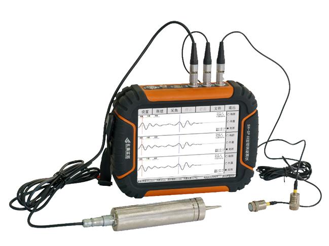 XH-GP立柱埋深检测仪(单通道/双通道)